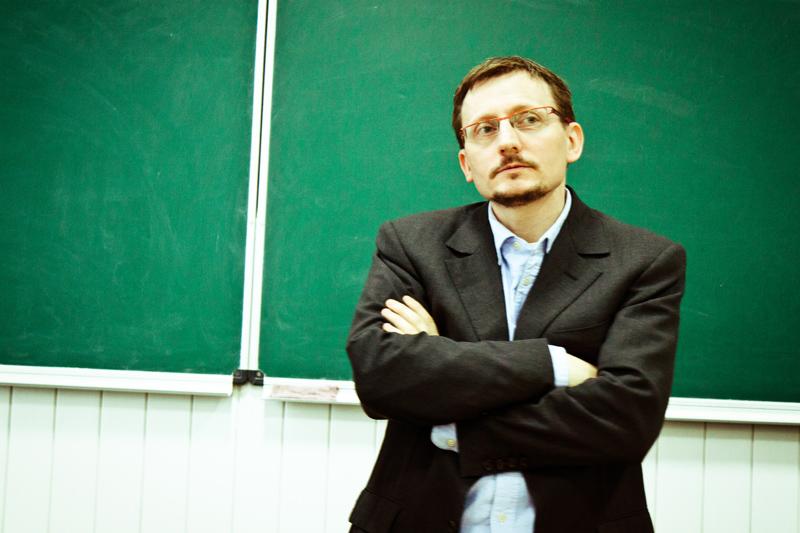 Ален Гіймоль. Фото: journ.lnu.edu.ua