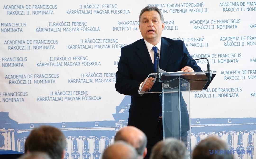 Візит Орбана до Москви: «вертолітне» жебрацтво?