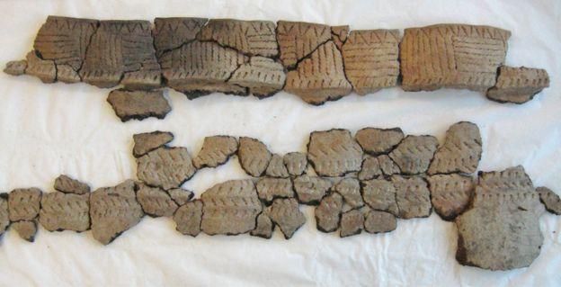У Великобританії борсук знайшов артефакти бронзового століття