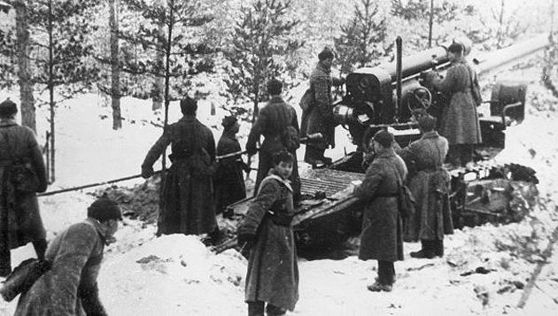 Советско-финская война 1939-1940 годов