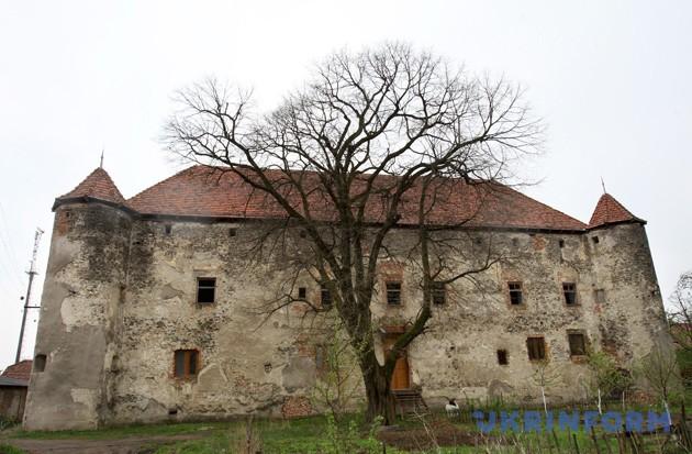 Свято закоханих - у замку войовничої княгині