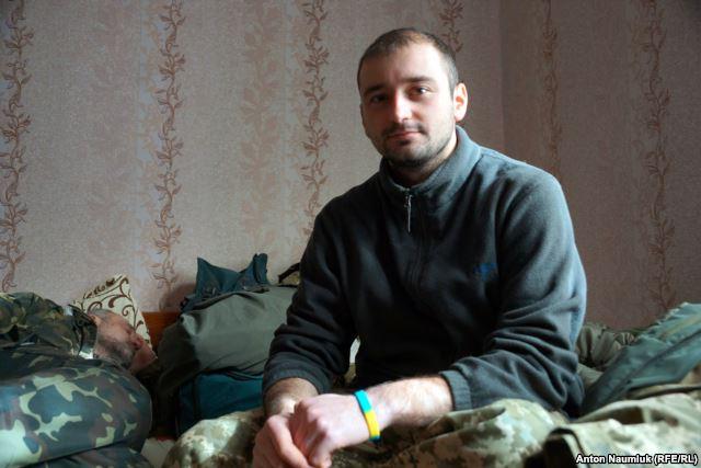 Олександр Данилюк. Фото: RFE/RL