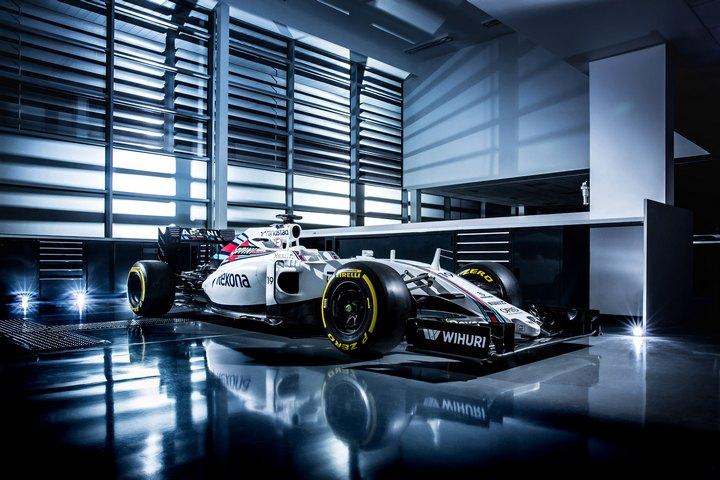 Команда Формули-1 Вільямс показала новий болід