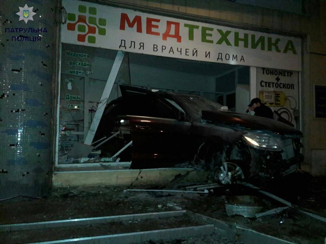 Фейсбук/Патрульна поліція України