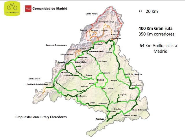 Іспанія створить 400-кілометровий веломаршрут для туристів