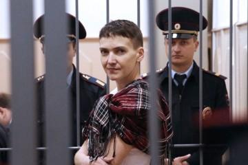 Адвокати вмовляють Савченко просити помилування – заради її свободи
