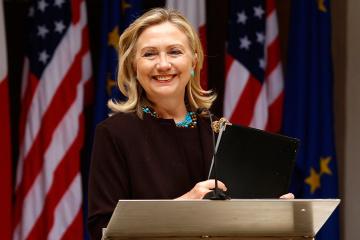 Клінтон прийняла номінацію Демпартії США на пост глави держави