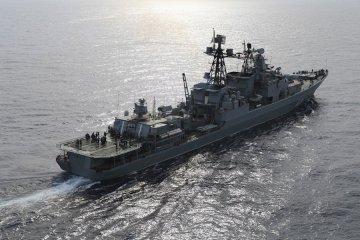 Ucrania va a construir para la marina de guerra 30 buques de guerra