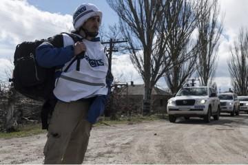 """ОБСЄ викрила брехню """"ДНР"""" про бойовиків-саперів під Широкиним"""