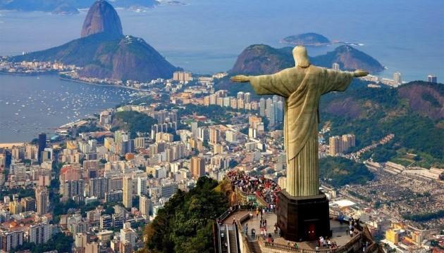 Майже всі туристи назвали Бразилію найрадіснішою нацією