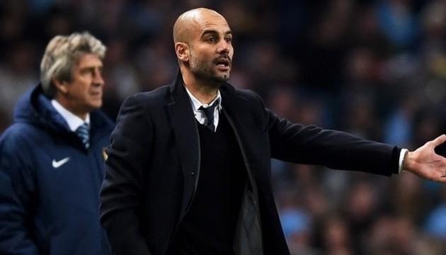 """""""Манчестер Сіті"""" очолить наставник """"Баварії"""" і """"Барселони"""""""