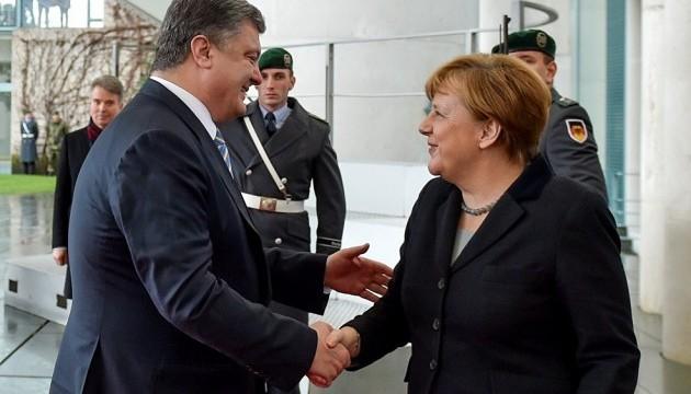Меркель: Немає передумов для зняття санкцій з Росії