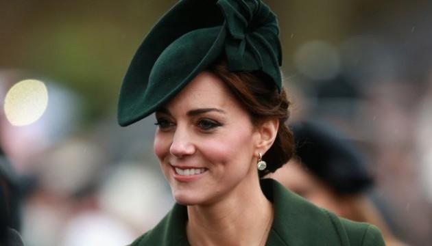 Кейт Міддлтон змінить королеву у якості патрона Всеанглійського тенісного клубу