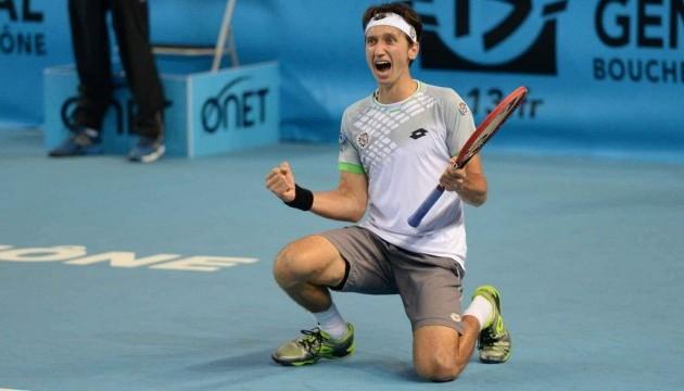 Стаховський вийшов у парний чвертьфінал турніру АТР у Болгарії