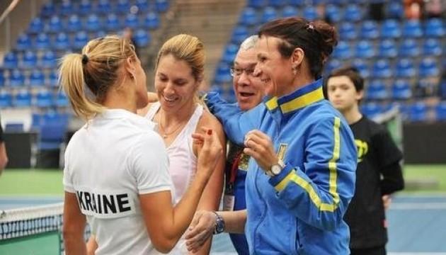 Українські тенісистки обіграли збірну Португалії в Кубку Федерації