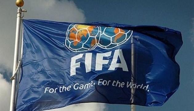 Украина поднялась на 27-е место в рейтинге ФИФА