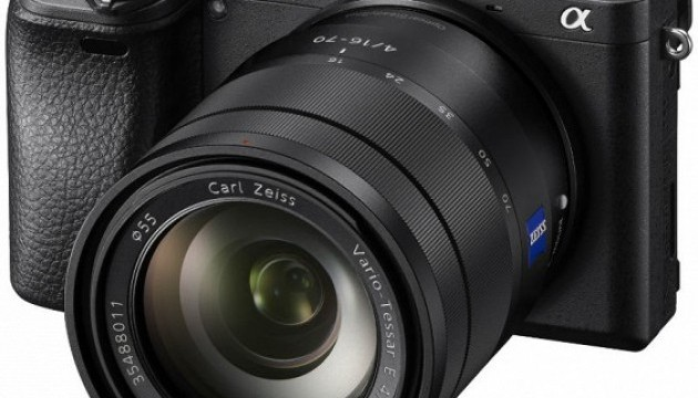 Sony презентувала цифрову камеру з найшвидшим автофокусом