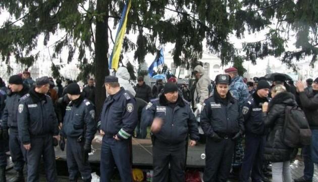 Чернігівський суд виправдав розгін Євромайдану в 2013 році