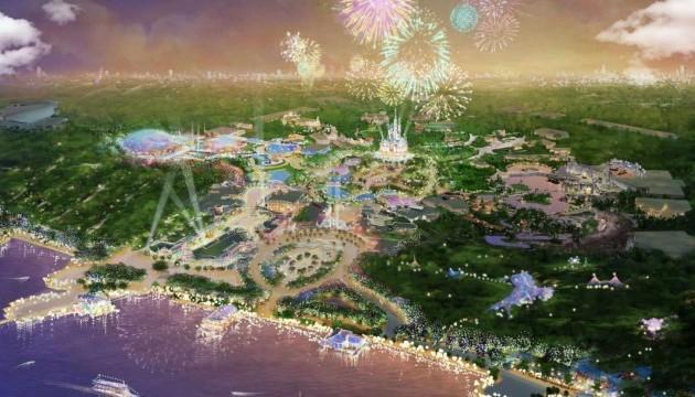 Квитки в Шанхайський Disneyland продадуть зі знижкою