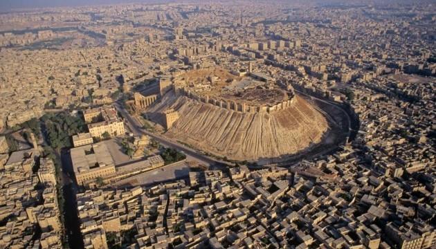 В Сирии оппозиция перешла в  наступление
