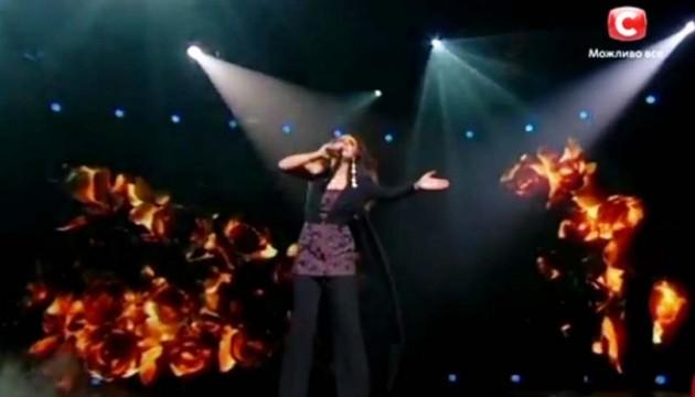 Джамала перемогла у першому півфіналі українського відбору на «Євробачення»