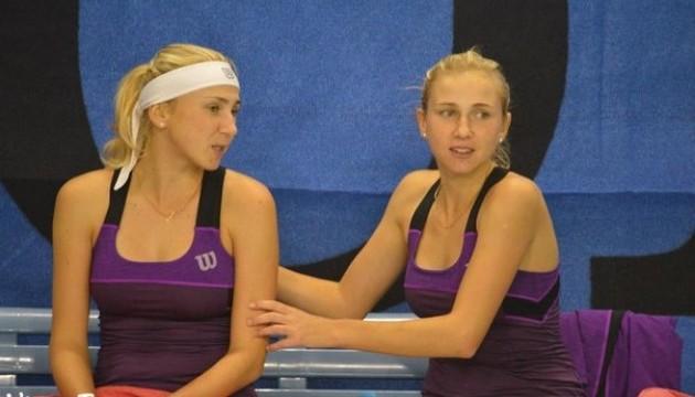 Сестри Кіченок успішно стартували на турнірі на Тайвані