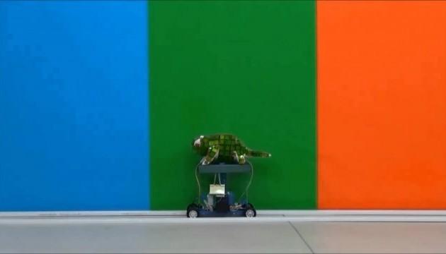 Інженери продемонстрували робота-хамелеона