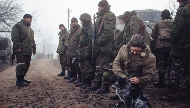 Штаб: Боевики притихли, за день – 15 обстрелов