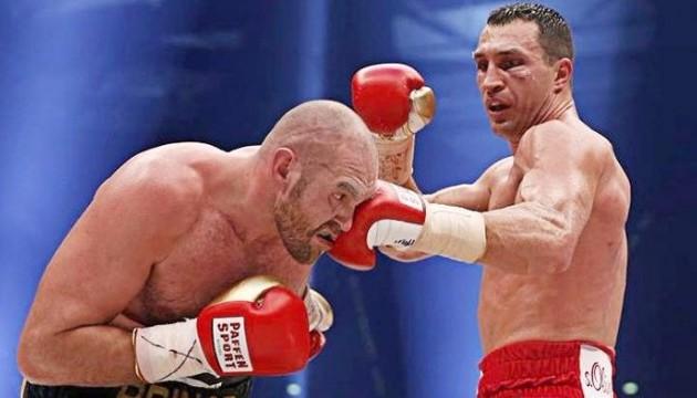 Дата і місце бою-реваншу Ф'юрі - Кличко ще не затверджені