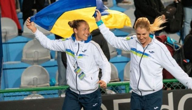 Україна піднялася на 10 позицій у рейтингу жіночих збірних світу