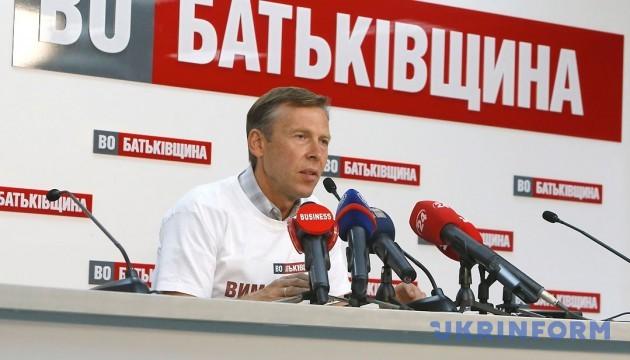 """Соболєв каже, що """"безвізові"""" закони доведеться підганяти під Конституцію"""