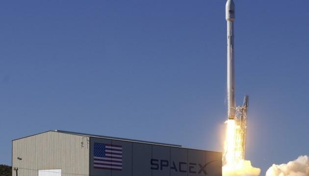 Черговий старт ракети Falcon 9 запланований у лютому