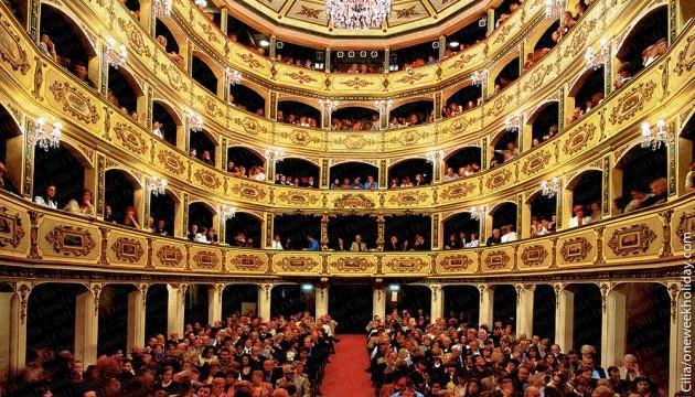 Італія назвала день відкритих дверей в театри