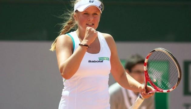 Козлова перемогла росіянку і вийшла в 1/4 фіналу St. Petersburg Ladies Trophy