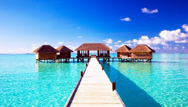 На Мальдіви тепер в'їзд можливий тільки за біометричними паспортами