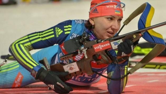 Суперфініш Олени Підгрушної на етапі Кубку світу з біатлону