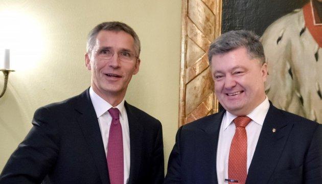 Україна посилить співпрацю з НАТО у реформуванні сектору оборони