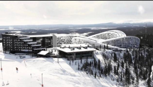 У Фінляндії можна кататися по дахах