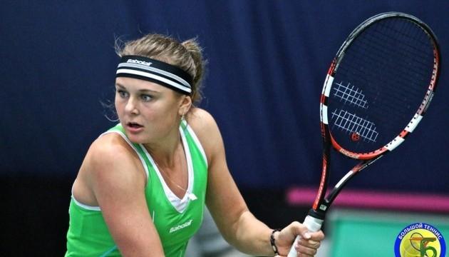 Теніс. Катерина Козлова піднялася на 39 позицій у рейтингу WTA