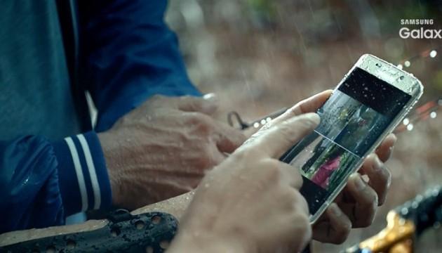 """Новий Samsung Galaxy S7 edge """"засвітився"""" на відео"""
