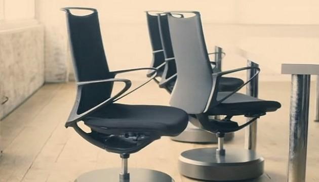 Nissan представив офісні крісла, які реагують на плескіт долонь