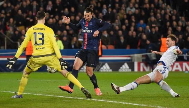 """Ліга чемпіонів УЄФА: """"Челсі"""" програв у Парижі, """"Зеніт"""" - у Лісабоні"""