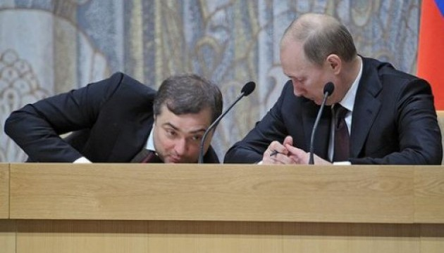 Сурков на Донбасі обговорював поновлення боїв - розвідка