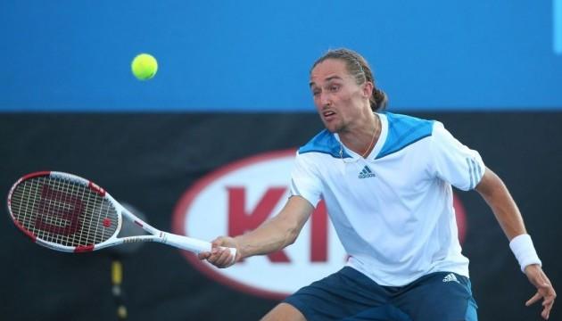 Долгополов став чвертьфіналістом турніру в Ріо-де-Жанейро