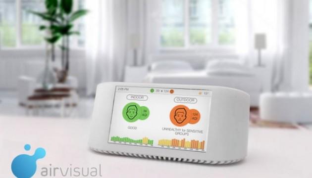 Вчені створили пристрій, який допоможе побачити чим люди дихають у своєму будинку