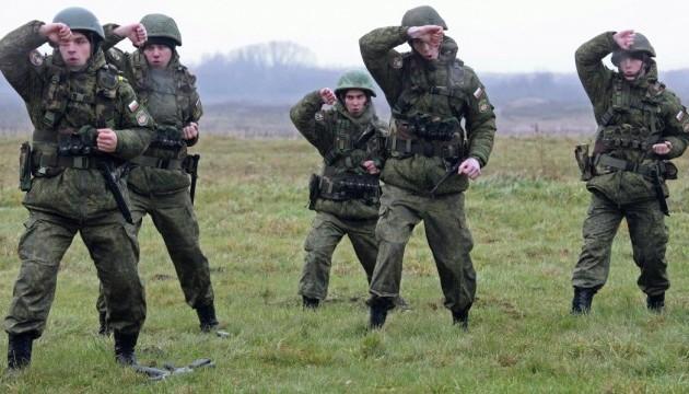 Бойовики готують операцію за участю російських морпіхів - ГУР