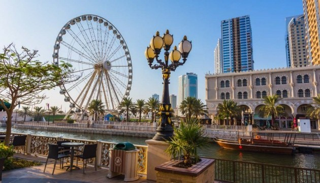 ОАЕ побудує новий комплекс для туристів у районі Млейха