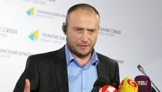 Ярош: Меня узнавали на Донбассе и теряли сознание