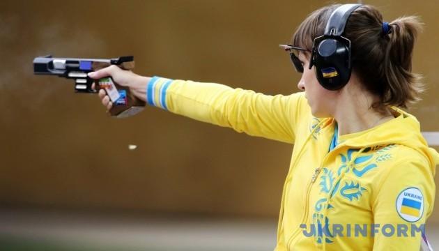 Украинка завоевала золото на чемпионате Европы по стрельбе