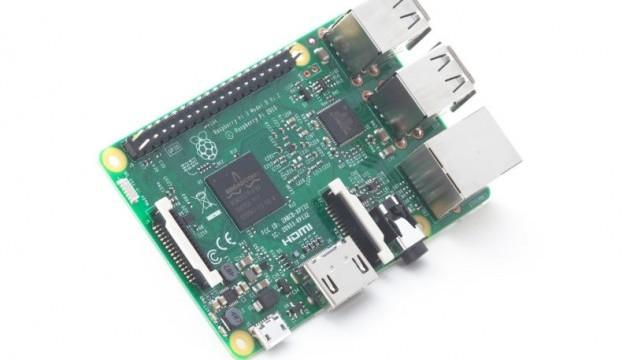 Raspberry Pi отримає вбудований Wi-Fi